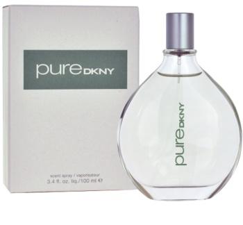 DKNY Pure Verbena eau de parfum pour femme 100 ml