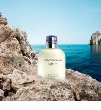 Dolce & Gabbana Light Blue Pour Homme eau de toilette para hombre 125 ml