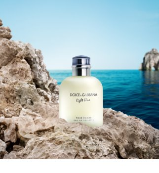 Dolce & Gabbana Light Blue Pour Homme Eau de Toilette para homens 125 ml