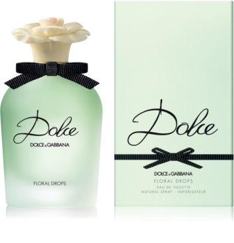 Dolce & Gabbana Dolce Floral Drops Eau de Toillete για γυναίκες 50 μλ