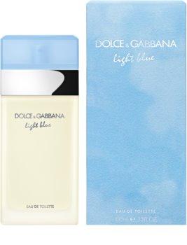 Dolce & Gabbana Light Blue eau de toilette per donna 100 ml