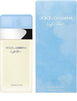 bb4c17c5ab Dolce   Gabbana Light Blue woda toaletowa dla kobiet 100 ml