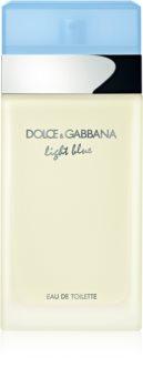 Dolce & Gabbana Light Blue Eau de Toilette para mulheres 200 ml