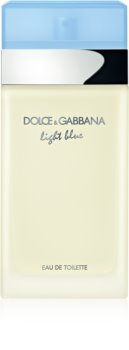 Dolce & Gabbana Light Blue toaletna voda za žene 200 ml