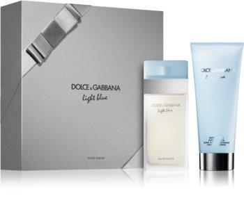 Dolce & Gabbana Light Blue dárková sada II.