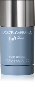 Dolce & Gabbana Light Blue Pour Homme Deodorant Stick for Men 70 g