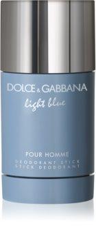 Dolce & Gabbana Light Blue Pour Homme dezodorant w sztyfcie dla mężczyzn 70 g