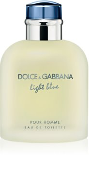 Dolce & Gabbana Light Blue Pour Homme тоалетна вода за мъже 125 мл.