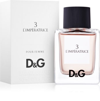 Dolce & Gabbana 3 L'Imperatrice Eau de Toilette for Women 50 ml