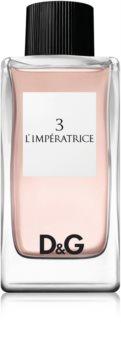 Dolce & Gabbana 3 L'Imperatrice toaletní voda pro ženy 100 ml