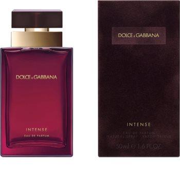 Dolce & Gabbana Intense eau de parfum pour femme 25 ml