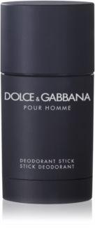 Dolce & Gabbana Pour Homme desodorizante em stick para homens 75 ml