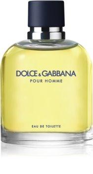 Dolce & Gabbana Pour Homme Eau de Toilette Herren 200 ml