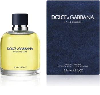 Dolce   Gabbana Pour Homme, toaletna voda za moške 125 ml   notino.si 0aade4503e68