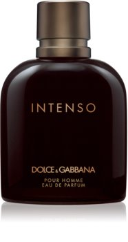 Dolce & Gabbana Pour Homme Intenso Eau de Parfum voor Mannen 125 ml