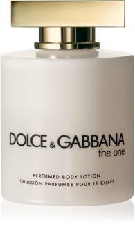 Dolce & Gabbana The One latte corpo per donna 200 ml