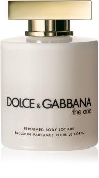 Dolce & Gabbana The One losjon za telo za ženske 200 ml