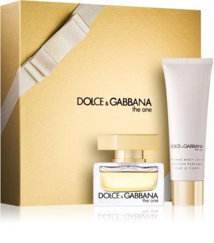 Dolce & Gabbana The One dárková sada IX.