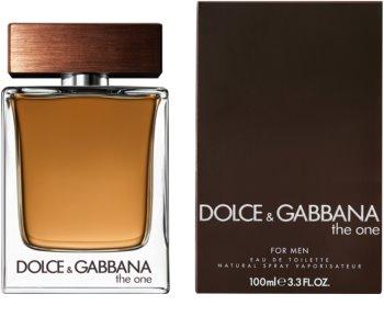 Dolce & Gabbana The One for Men eau de toilette para hombre 100 ml