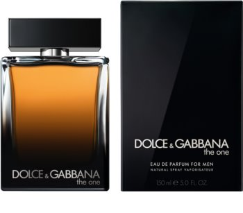 Dolce & Gabbana The One for Men Eau de Parfum voor Mannen 150 ml