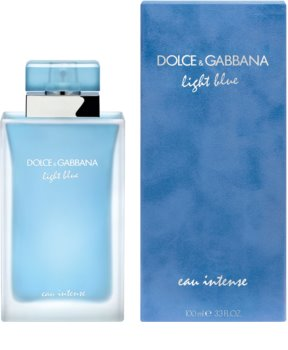 9b783d64de4cd Dolce   Gabbana Light Blue Eau Intense Eau de Parfum para mulheres 100 ml