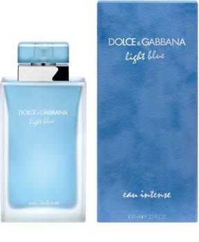 Dolce & Gabbana Light Blue Eau Intense eau de parfum per donna 100 ml