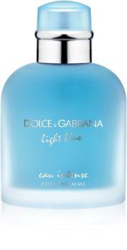 Dolce & Gabbana Light Blue Pour Homme Eau Intense eau de parfum pentru bărbați 100 ml