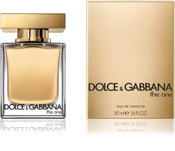 Dolce & Gabbana The One toaletná voda pre ženy 50 ml