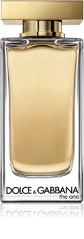Dolce & Gabbana The One eau de toilette hölgyeknek 100 ml