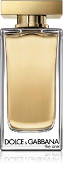Dolce & Gabbana The One eau de toilette pour femme 100 ml