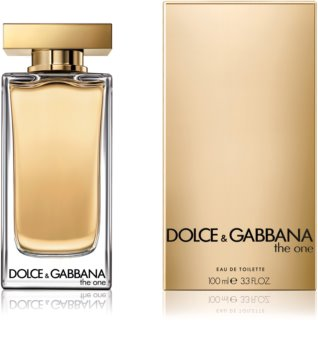 Dolce & Gabbana The One туалетна вода для жінок 100 мл