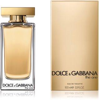 Dolce & Gabbana The One Eau de Toilette für Damen 100 ml