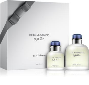 Dolce & Gabbana Light Blue Pour Homme dárková sada IX.