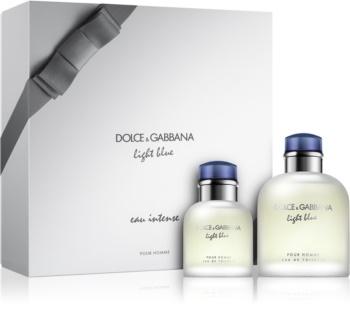 Dolce & Gabbana Light Blue Pour Homme Gift Set IX.