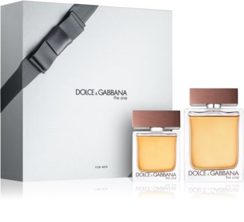 Dolce & Gabbana The One for Men dárková sada IV.