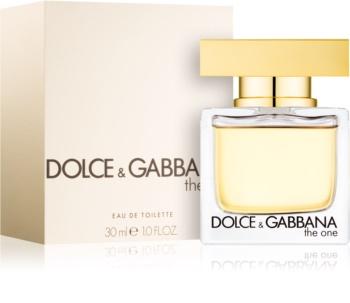 Dolce & Gabbana The One eau de toilette pentru femei 30 ml