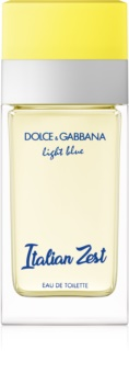 Dolce & Gabbana Light Blue Italian Zest toaletní voda pro ženy 50 ml