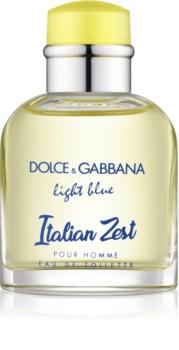 Dolce & Gabbana Light Blue Italian Zest Eau de Toilette for Men 75 ml