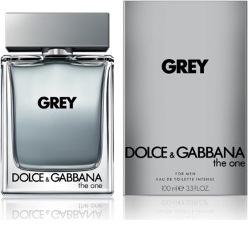 Dolce & Gabbana The One Grey eau de toilette pour homme 100 ml