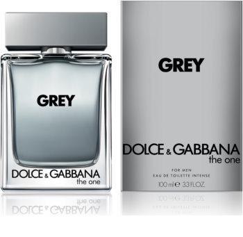 Dolce & Gabbana The One Grey toaletna voda za moške 100 ml