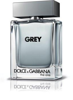 Dolce & Gabbana The One Grey Eau de Toilette für Herren 100 ml