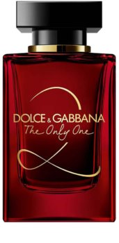 Dolce & Gabbana The Only One 2 Eau de Parfum για γυναίκες 100 μλ