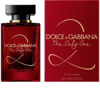 Dolce & Gabbana The Only One 2 Eau de Parfum for Women 100 ml
