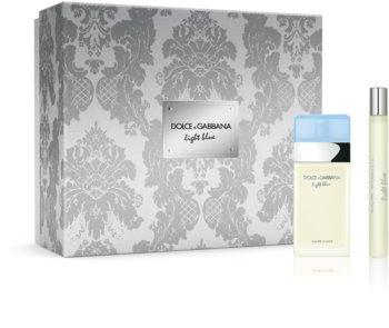 Dolce & Gabbana Light Blue ajándékszett X.