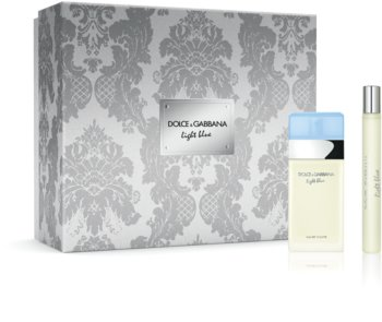 Dolce & Gabbana Light Blue darilni set X.