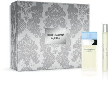 Dolce & Gabbana Light Blue dárková sada X.