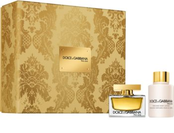 Dolce & Gabbana The One coffret XIII. para mulheres