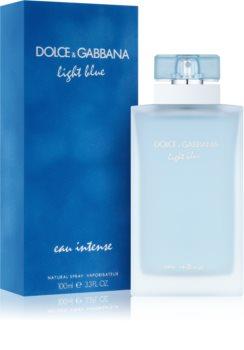 Dolce & Gabbana Light Blue Eau Intense eau de parfum para mujer 100 ml