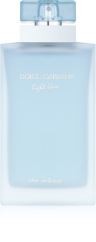 Dolce & Gabbana Light Blue Eau Intense Eau de Parfum für Damen 100 ml