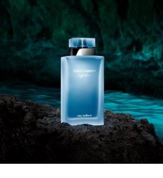 Dolce & Gabbana Light Blue Eau Intense Eau de Parfum Damen 100 ml